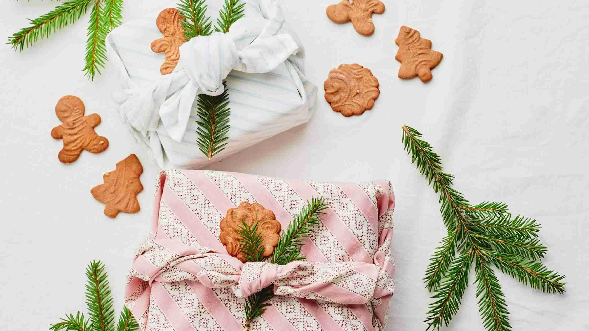 Eco Christmas Wrapping